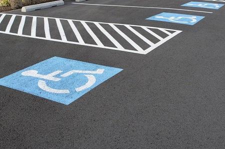 Бесплатная парковка для инвалидов  группы в московской области