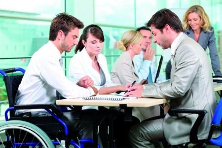 Рабочие и нерабочие группы инвалидности